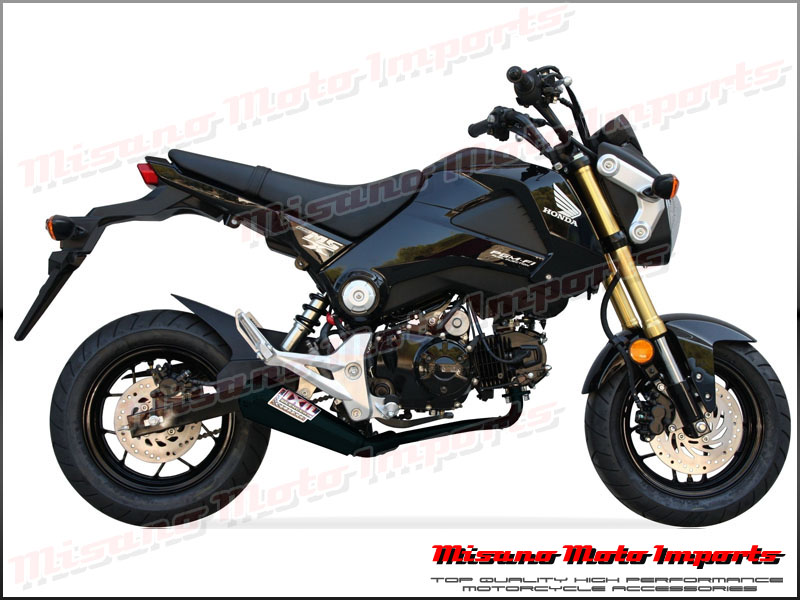 Honda Grom Exhaust Honda Msx125 Grom Pictures to pin on Pinterest