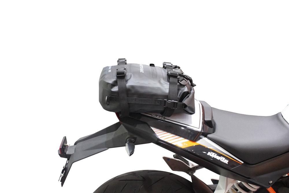 moto sac motorrad 10l tank hintere wasserdichte tasche. Black Bedroom Furniture Sets. Home Design Ideas