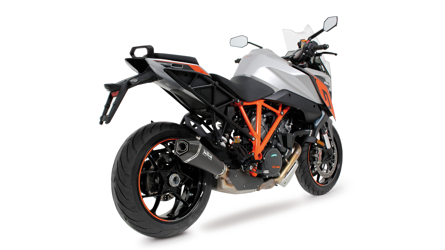 ktm superduke 1290 gt 2016 remus hypercone slip on pipe stainless. Black Bedroom Furniture Sets. Home Design Ideas